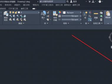 CAD绘图区右边的导航栏不见了怎么办?