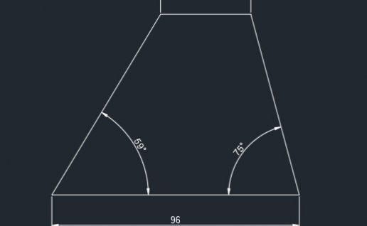 cad常见二维练习题视频讲解(1)
