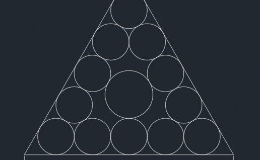 cad常见二维练习题视频讲解(7)