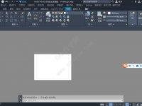 如何把布局空间背景颜色调出和模型空间一样?