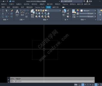 如何去除CAD布局空间可打印区域虚线?
